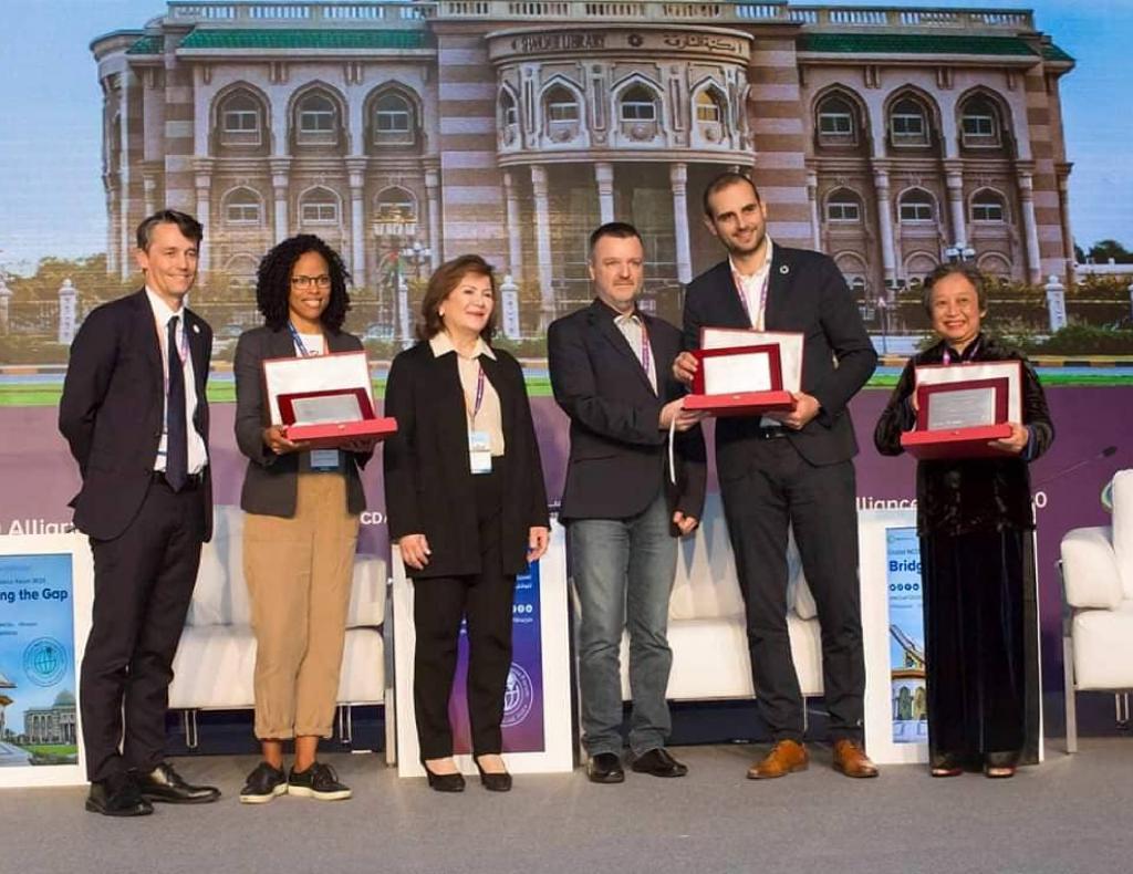Podelitev Sharjah nagrad