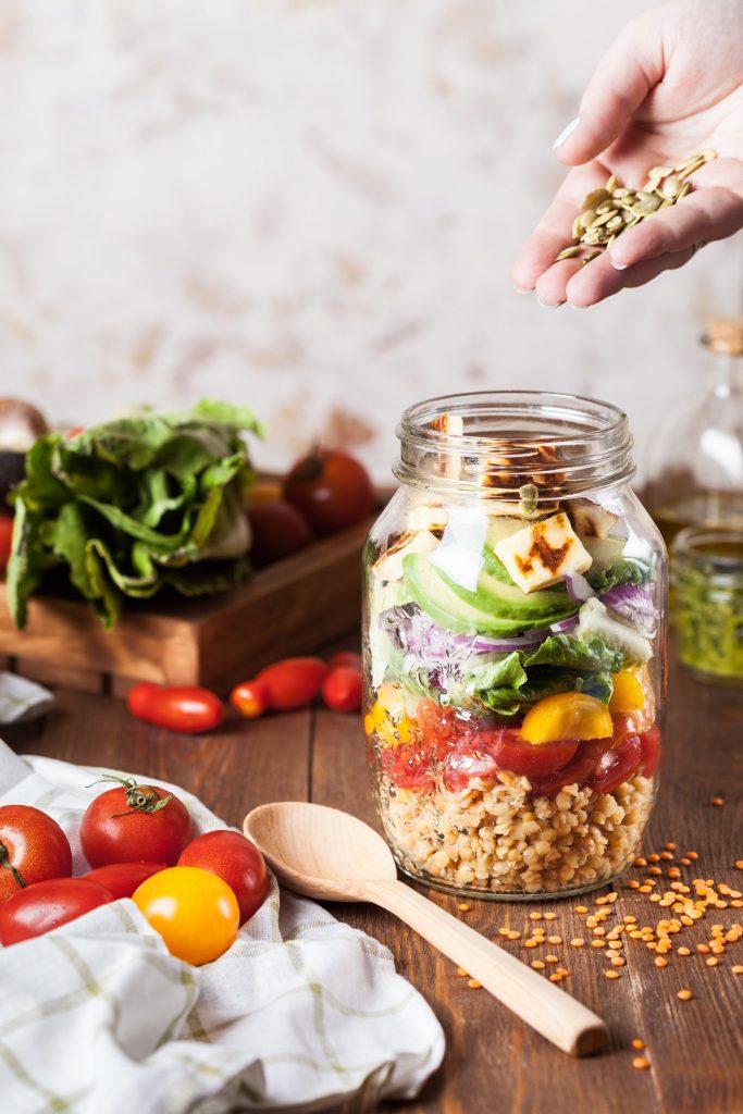 Zdrava prehrana lahko pomaga pri preprečevanju nastanka raka